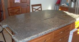Concrete Counter Top