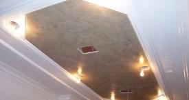 Venetian Ceiling Inset